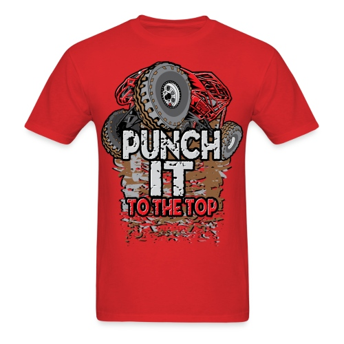 Rock Bouncer Punch It - Men's T-Shirt