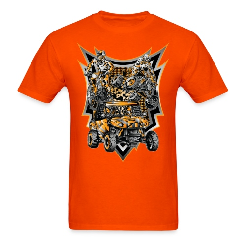 Extreme Motorsports KTM - Men's T-Shirt