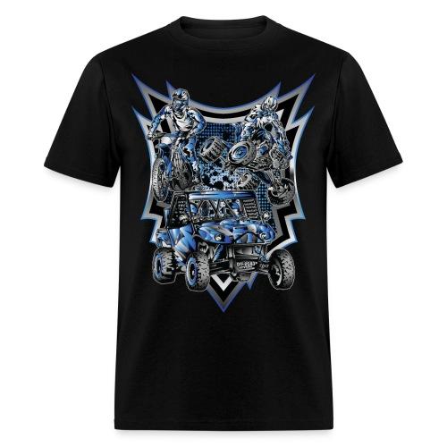 Extreme Motorsports Yamaha - Men's T-Shirt