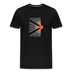 Kakeya fish - Men's Premium T-Shirt
