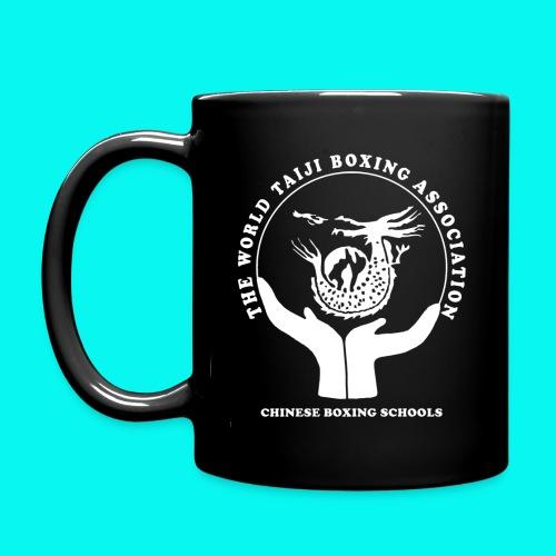 Full Color Mug with white wtba logo (choice of colours) - Full Color Mug