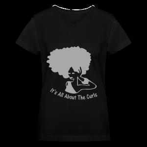 Original IAATC V-Neck  - Women's V-Neck T-Shirt