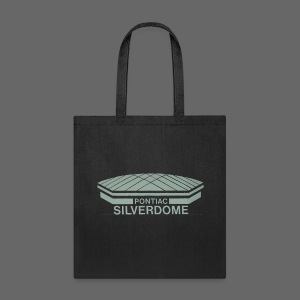 Pontiac Silverdome - Tote Bag