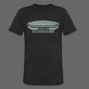 Pontiac Silverdome - Unisex Tri-Blend T-Shirt