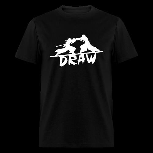 Draw Kenshin & Yahiko - Black ♂ - Men's T-Shirt