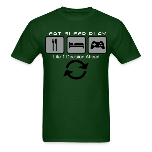Life Ahead - Men's T-Shirt