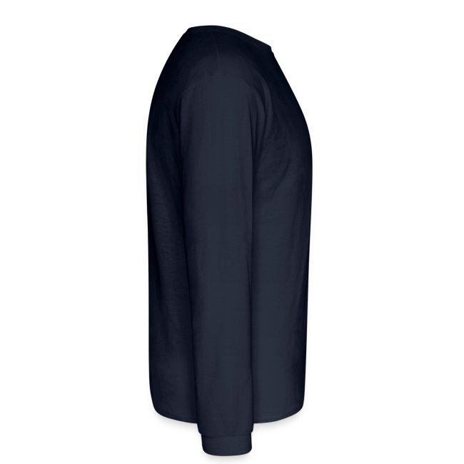 Underground Explorers Navy Blue Long Sleeve Logo Tee