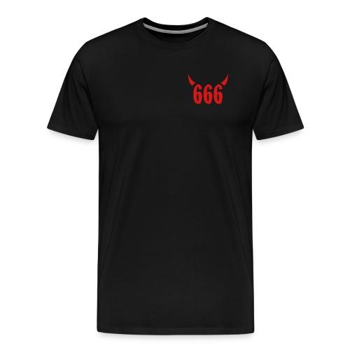 Long sleeve 666 tee! - Men's Premium T-Shirt