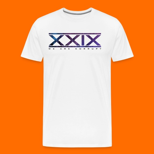 XXIX - Limited Edition (Only 10 Available) - Men's Premium T-Shirt