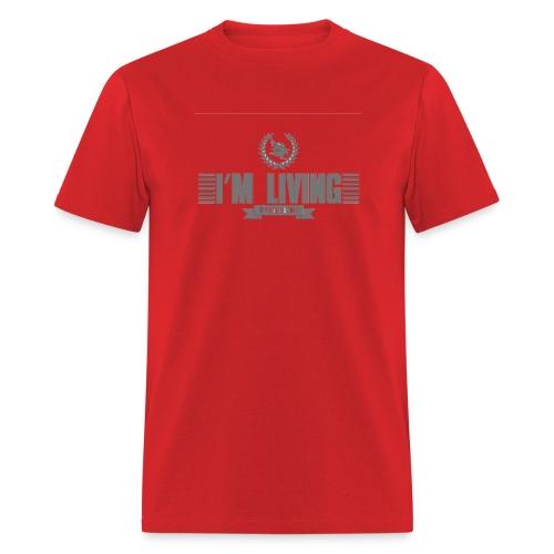 Original  G Rated Mens's  Red - T Shirt - Men's T-Shirt