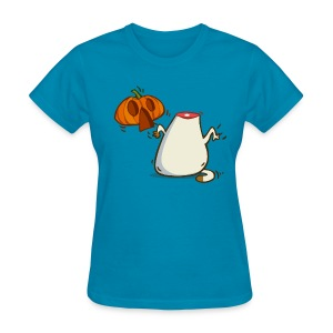 Catoween — Friday Cat №27 - Women's T-Shirt