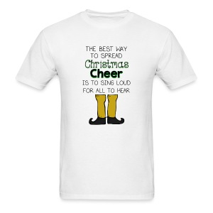 Christmas Cheer Shirt - Men's T-Shirt