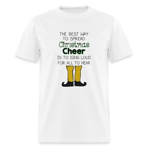 Christmas Cheer Shirt - Men's T-Shirt