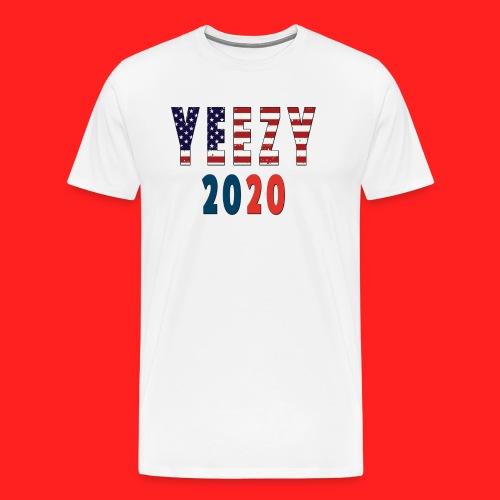 Yeezy - Men's Premium T-Shirt
