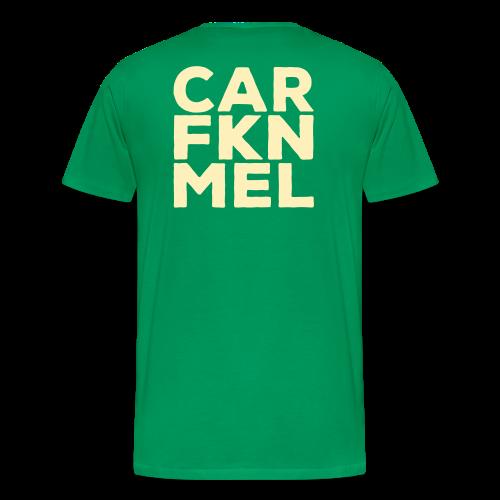 Care FKN Mel - Men's Premium T-Shirt