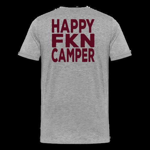 Happy FKN Camper - Men's Premium T-Shirt