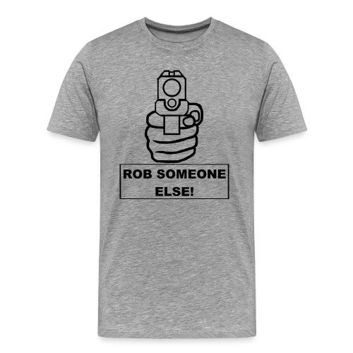 RSE T-shirt for light colors - Men's Premium T-Shirt