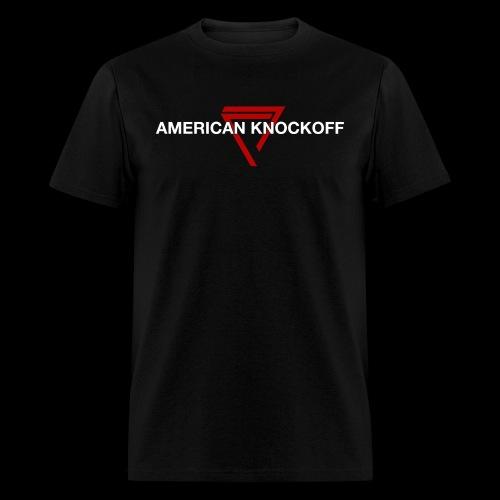 AKO RED TRIANGLE [MENS] - Men's T-Shirt