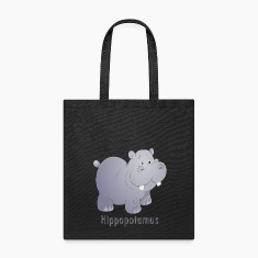 Hippopotamus Bags & backpacks