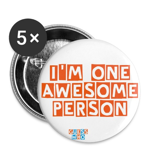Button-I'm one awesome person - Small Buttons