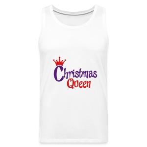 Christmas shirt - Men's Premium Tank