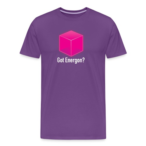 Got Energon? - Men's Premium T-Shirt