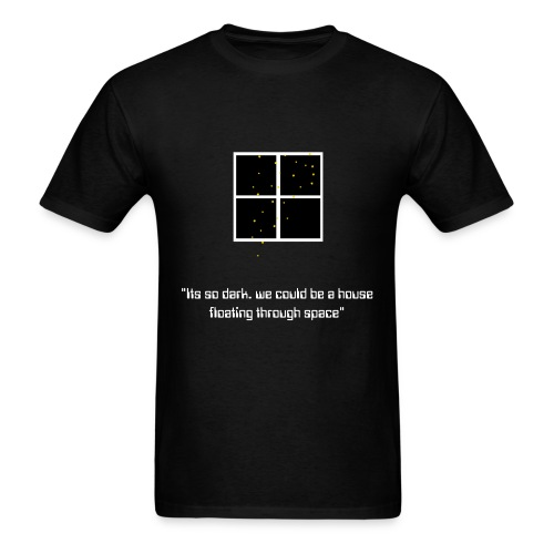 Through The Window Tee - Men's T-Shirt