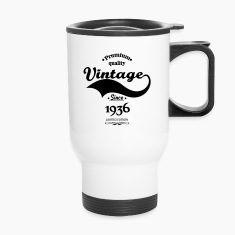 Premium Quality Vintage Since 1936 Limited Edition Mugs & Drinkware