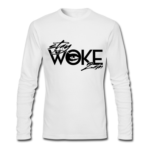 Mens Longsleeve T - Men's Long Sleeve T-Shirt by Next Level