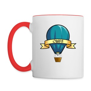 OWABM Media Balloon Mug  - Contrast Coffee Mug