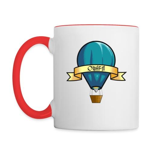 OWABM Media Balloon Mug  - Contrast Coffee Mug