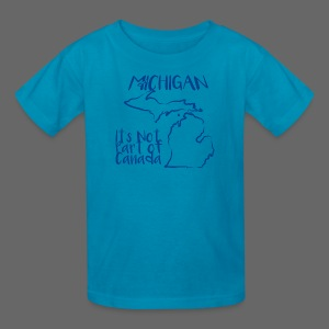 Not Part of Canada - Kids' T-Shirt