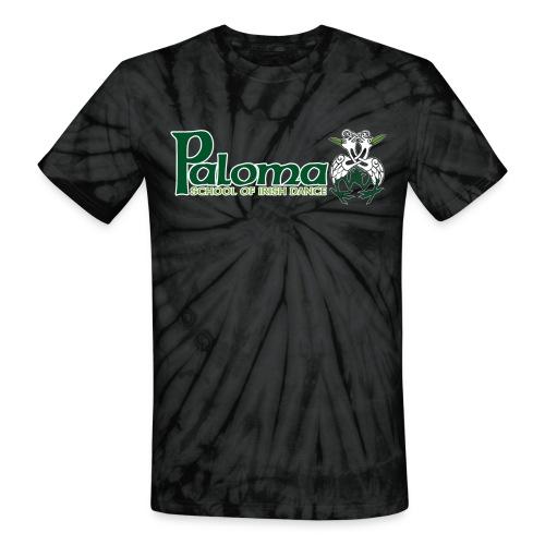 Paloma Unisex Tie Dye T-Shirt - Unisex Tie Dye T-Shirt