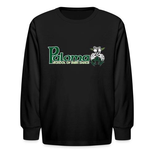 Paloma Kids' Long Sleeve T-Shirt - Kids' Long Sleeve T-Shirt
