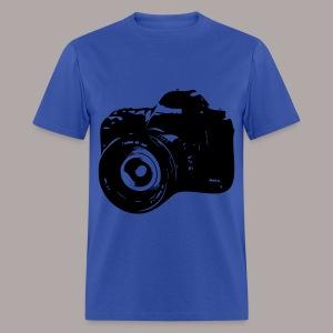 MENS T SHIRT - CAMERA - Men's T-Shirt