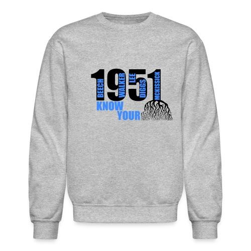 First - Unsung  - Crewneck Sweatshirt