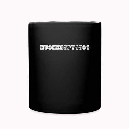 Hushed Mug - Full Color Mug