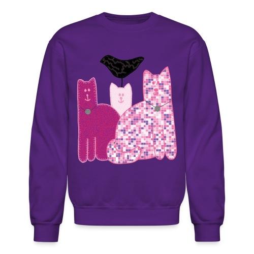 Miranda Crew Neck Sweatshirt - Crewneck Sweatshirt