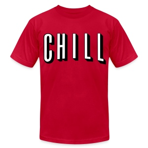 CHILL - Men's Fine Jersey T-Shirt