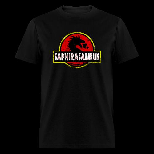 Saphirasaurus (Unisex) - Men's T-Shirt