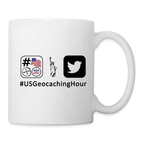 USGeocachingHour Coffee Mug - Coffee/Tea Mug