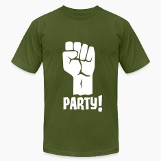 A Fistful of Party - Fight For Your Right To Party T-Shirts