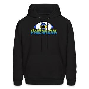 Paranoia White - Men's Hoodie