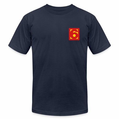 Channel 6 - Men's Fine Jersey T-Shirt