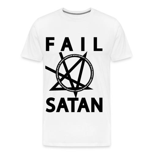 Fail Satan - Men's Premium T-Shirt
