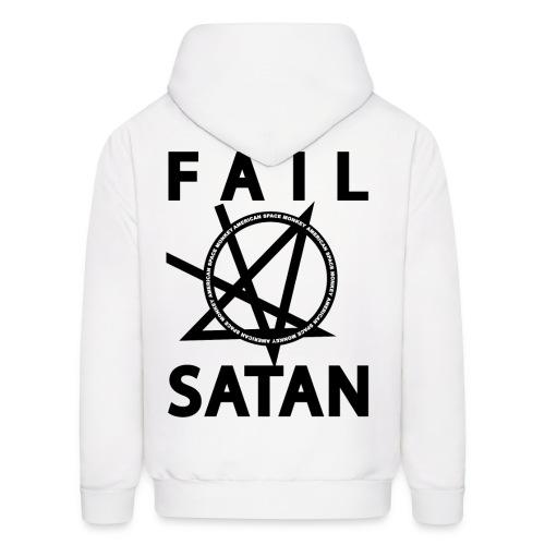 Fail Satan Hoodie - Men's Hoodie