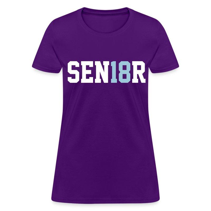 senior 2018 t shirt spreadshirt. Black Bedroom Furniture Sets. Home Design Ideas