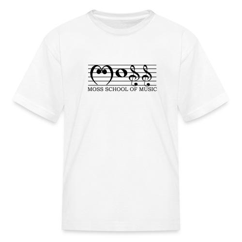 Moss Emblem - Kids' T-Shirt