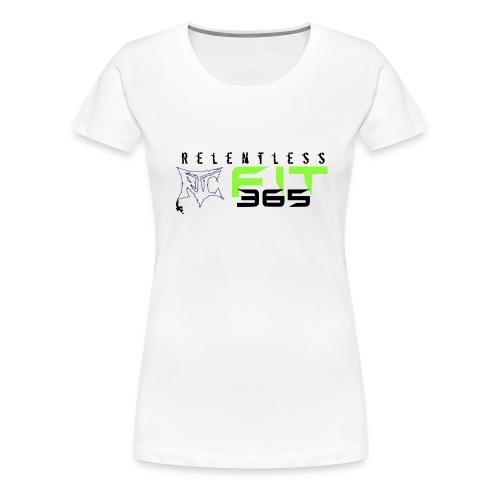 Women's Relentless Fit 365 T-Shirt - Women's Premium T-Shirt