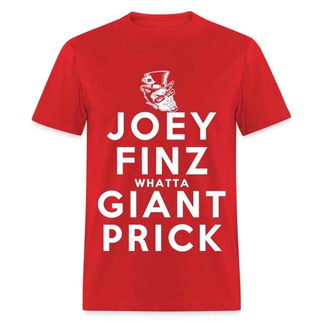 Joey Finz Giant Prick